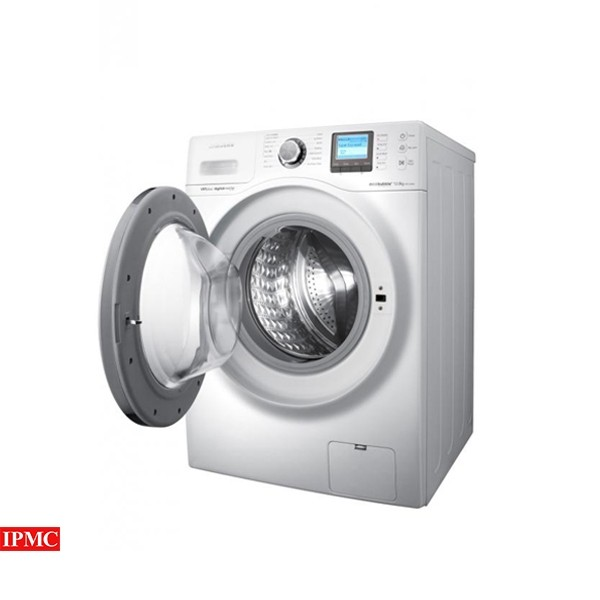 ... SAMSUNG 12kg Eco Bubble Front Load Washing Machine (WF1124). image 436092790a78